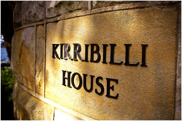 Giving lung cancer a voice at Kirribilli House in Sydney